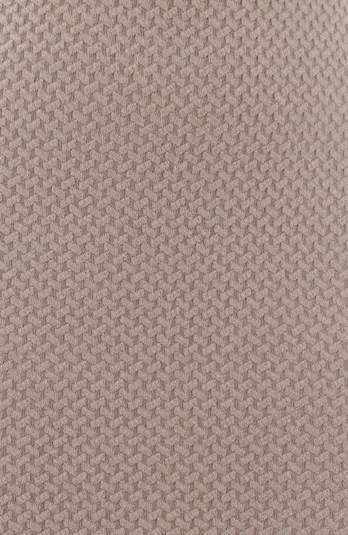 Textured Bandeau Skirt - Espresso