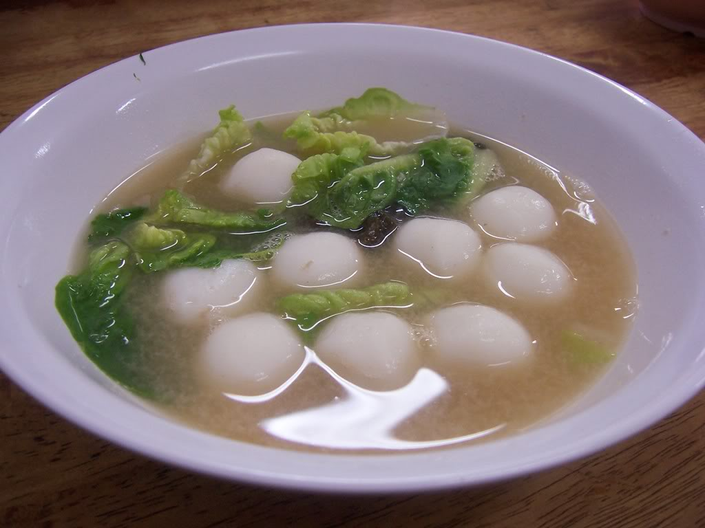 cooking recipes fish ball soup