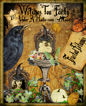 Witches Tea Party (Under A Halloween Moon) 2011