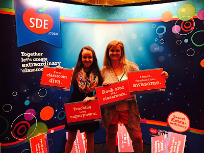 Megan Shea and Fran Shea at SDE National Conferences