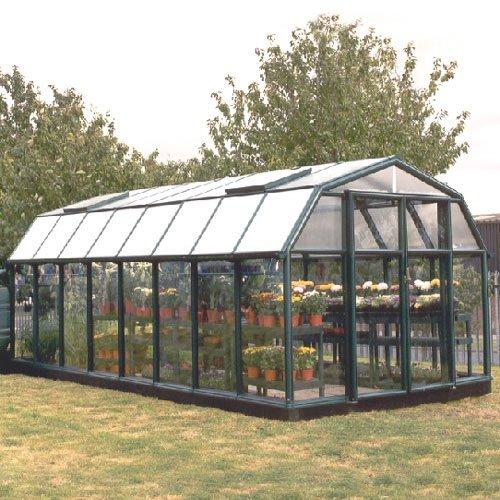 Green House Kecil Terbuat Dari Pipa Besi - Exnim