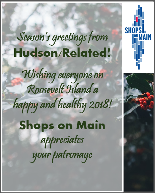 Season's Greetings From Hudson Related