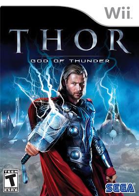 Thor: Il Dio del Tuono Wii