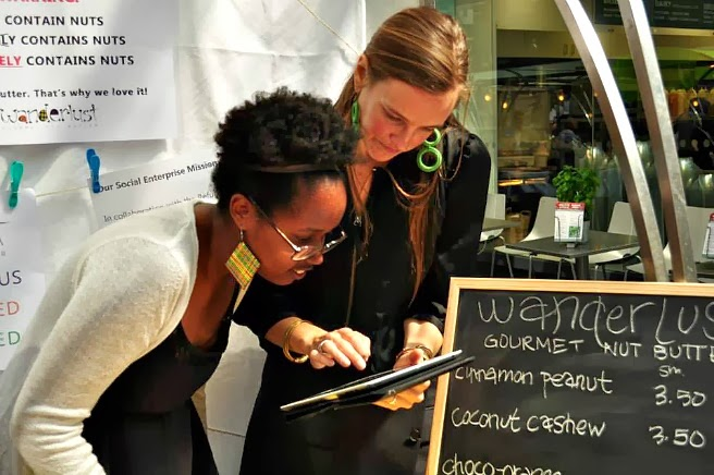 Interview With :    Winnie Maganjo, Founder and Lead Chef behind Wanderlust