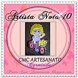 Selinho confeccionado pelo blog http://pontocomartesanatos.blogspot.com.br/