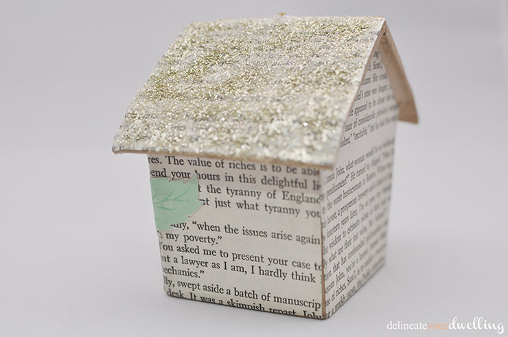 Spring Time Bird House . Delineate Your Dwelling