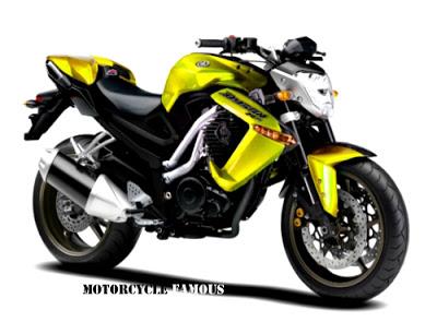 Foto Modifikasi Yamaha Byson R15 Full Fairing Mirip R15