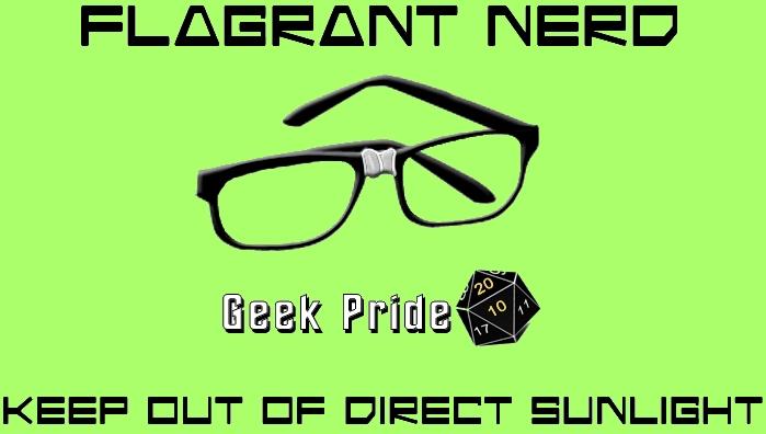 Flagrant Nerd