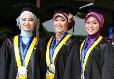 Hijab Untuk Wisuda Terbaru Hijab Untuk Wisuda