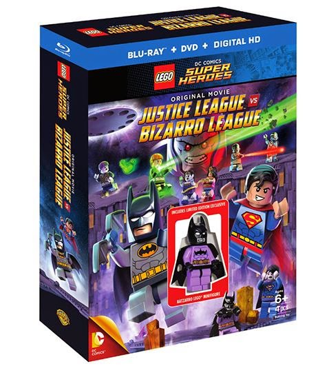 Enter To Win Justice League vs. Bizarro League