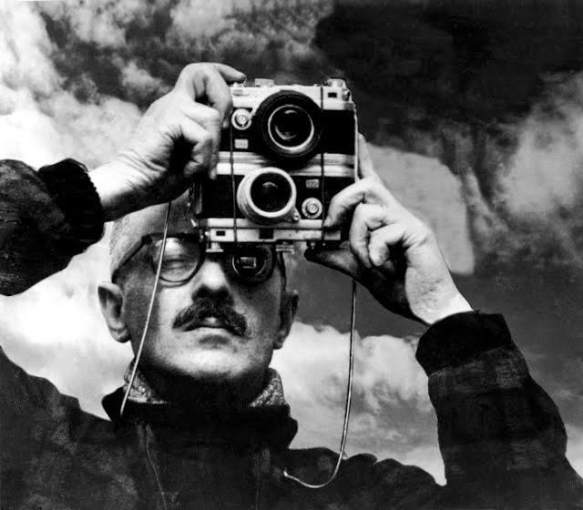 nuncalosabre.Retratos de Fotógrafos Famosos