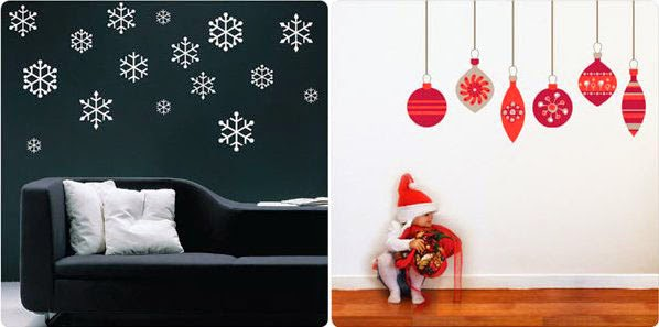 Foundation Dezin Decor Christmas Wall Decors
