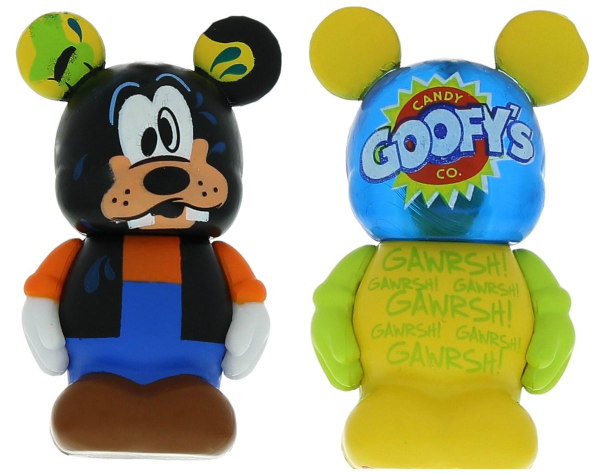 Destination Vinylmation Jrs 8 Goofy S Candy Company Chasers