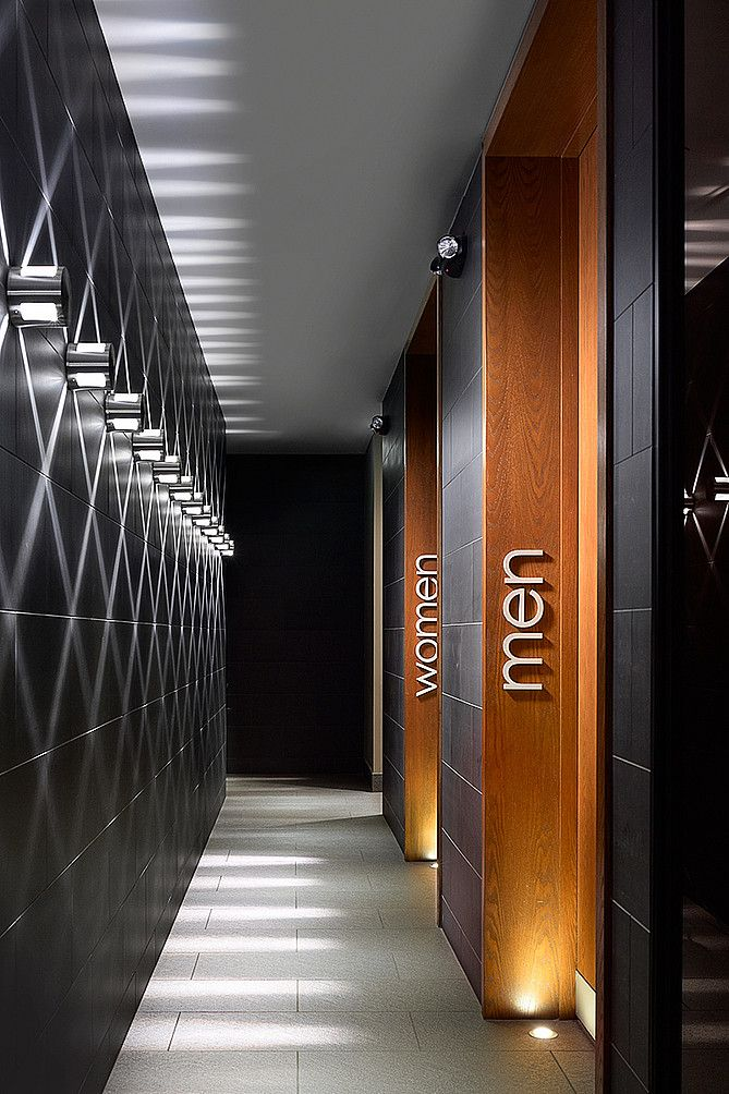Bathroom Doors Commercial tonisha ramona: 8 creative commercial bathroom doors