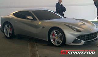Ferrari F620 GT