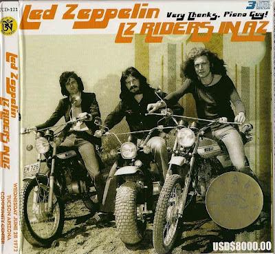 Led Zeppelin Lz Riders In Az Community Center Tucson