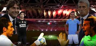 Juventus vs Lazio : Antara Scudetto dan Coppa Italia