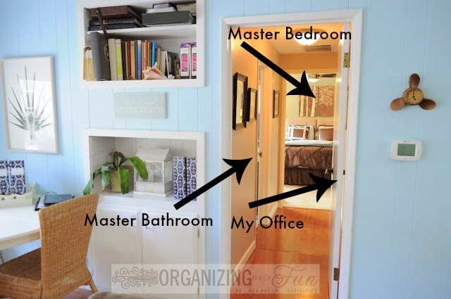 Master Hallway :: OrganizingMadeFun.com