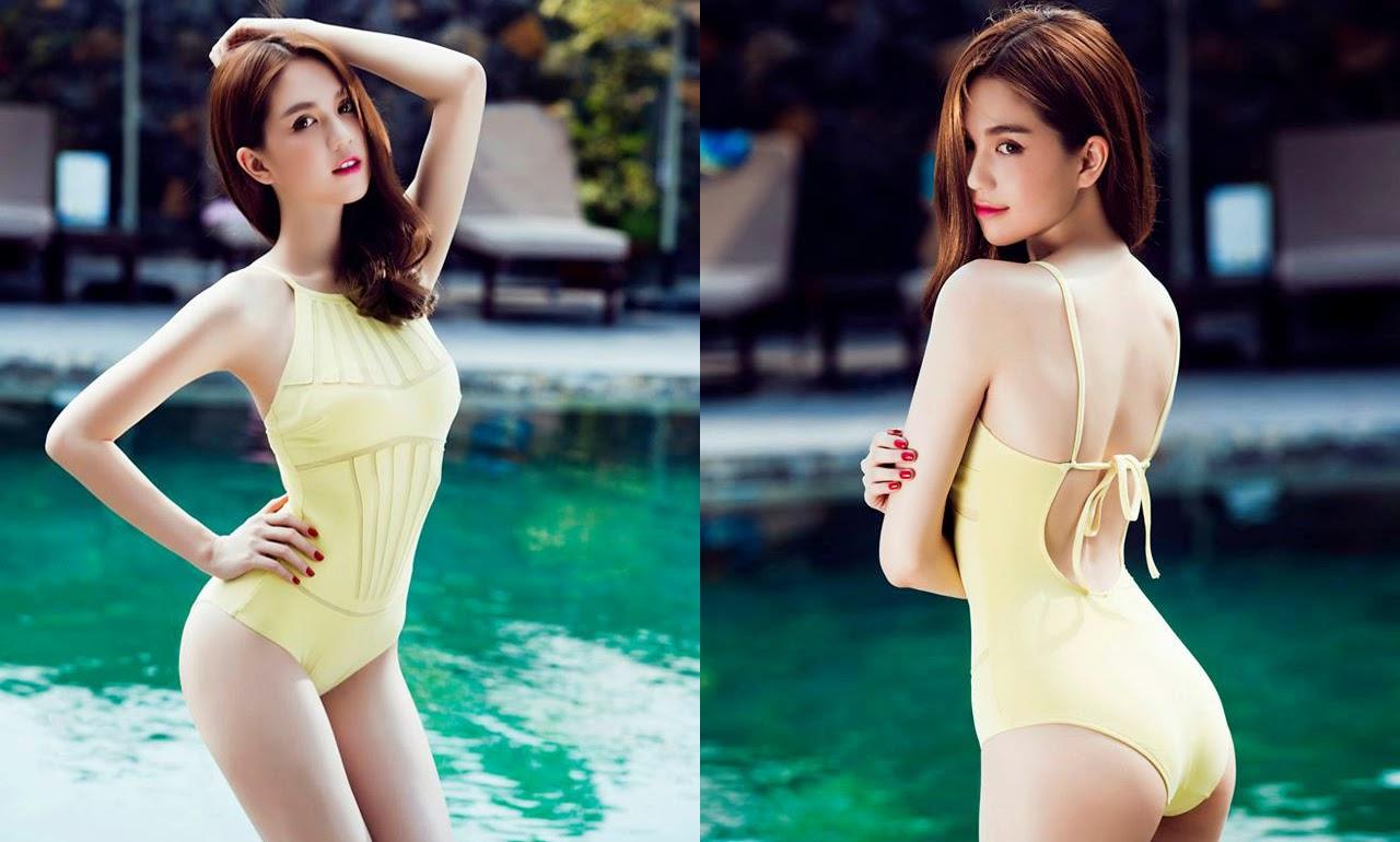 Bộ sưu tập bikini của Ngọc Trinh