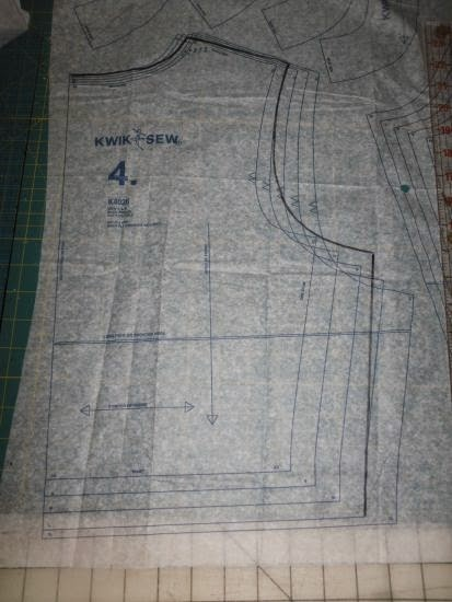 Overall Sam Paper Piece Pattern