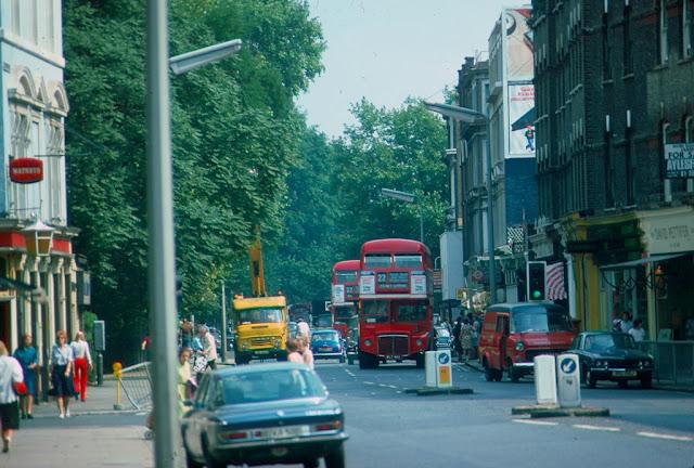 London in 1976