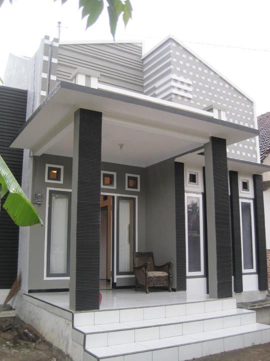 contoh gambar teras rumah