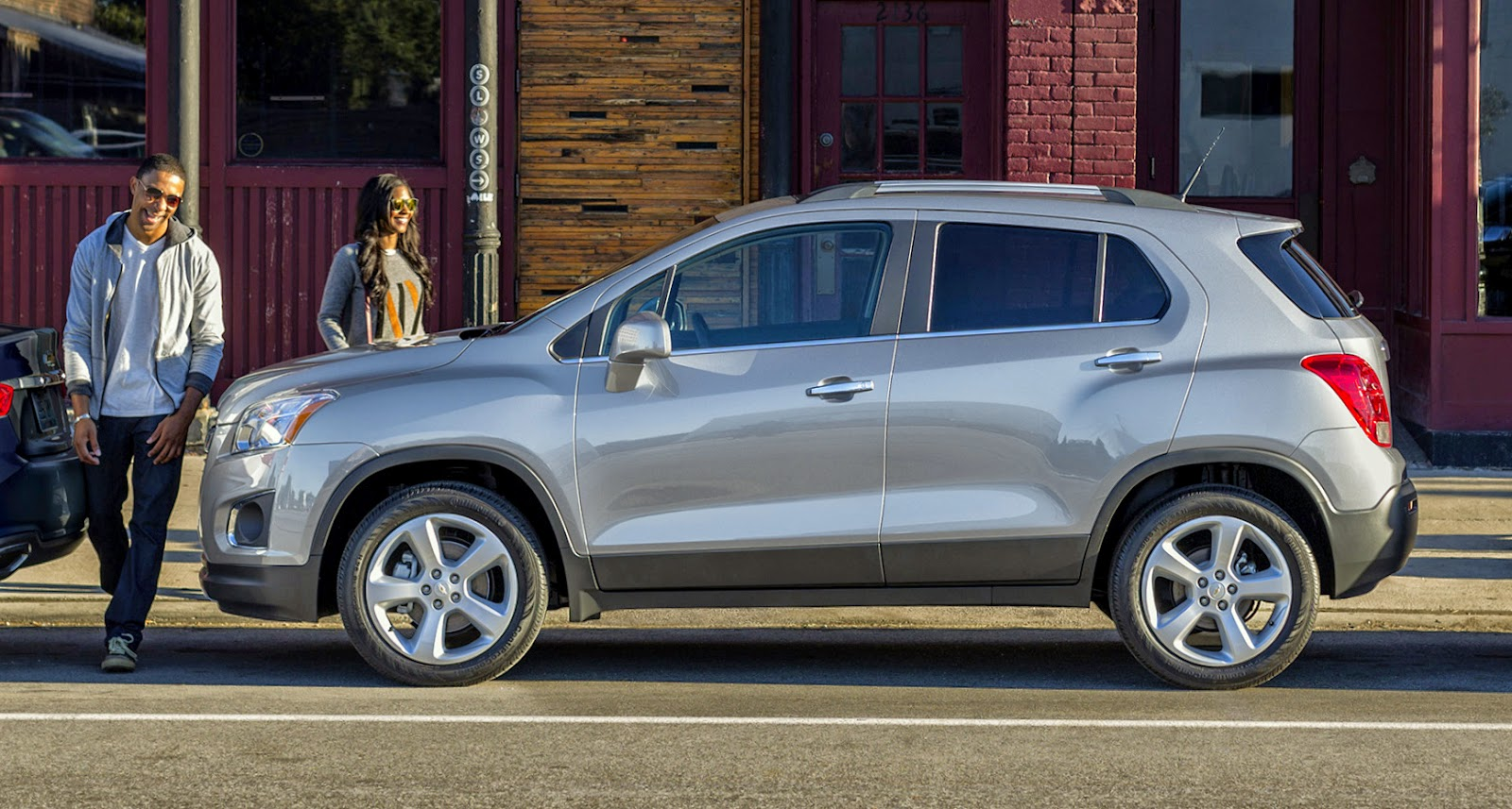 20 ways the all new chevrolet trax makes its mark chevy s small suv rolls into u s with versatility technology and maneuverability