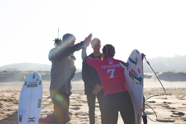 6 Lakey Peterson USA Cascais Womens Pro 2015 WSL Thomas Lodin