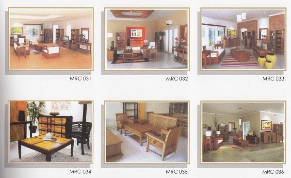 SOFA KURSI TAMU MODEL MINIMALIS MRC MRC 030 - 036