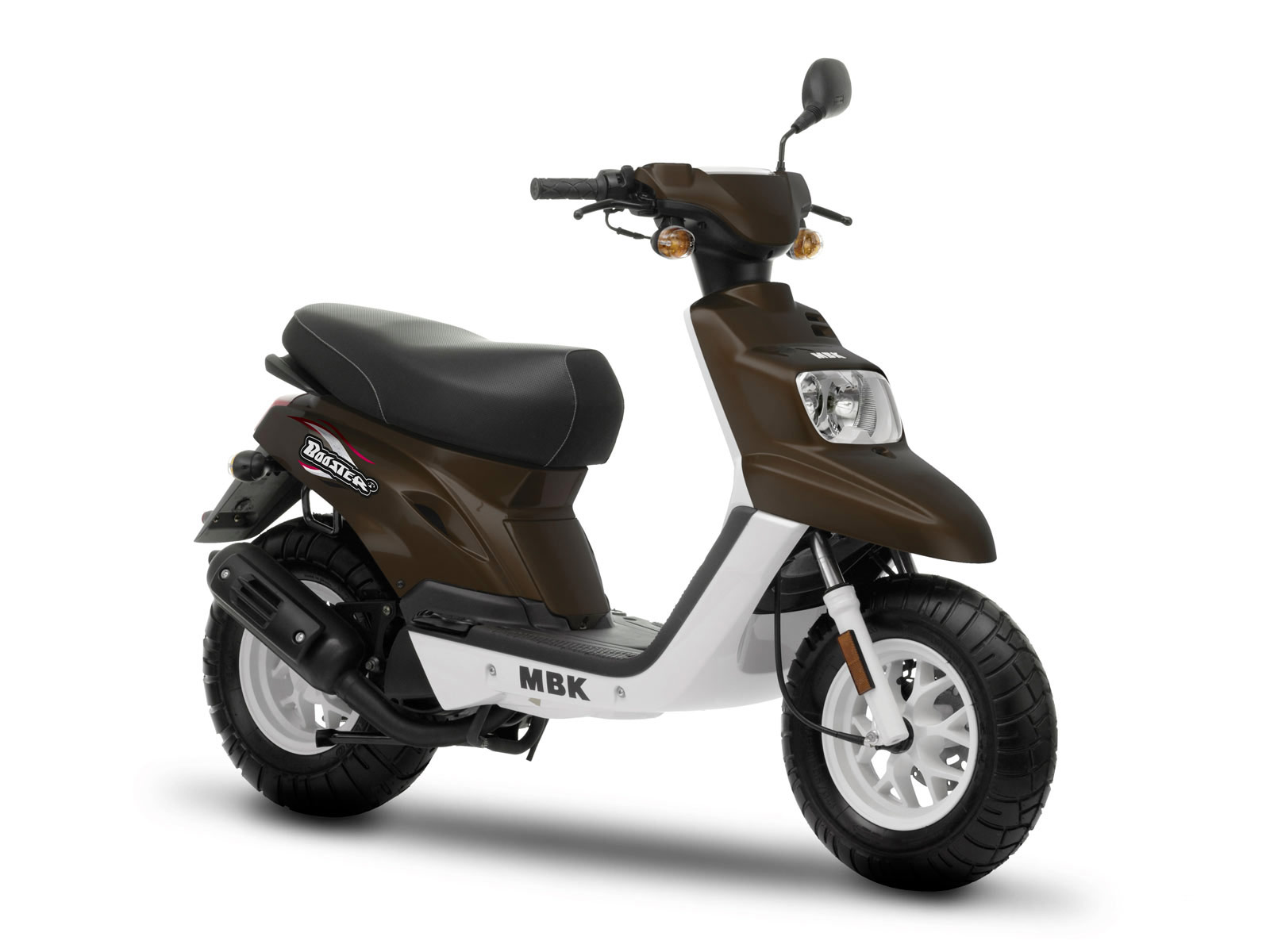 2010 MBK Booster Scoot...