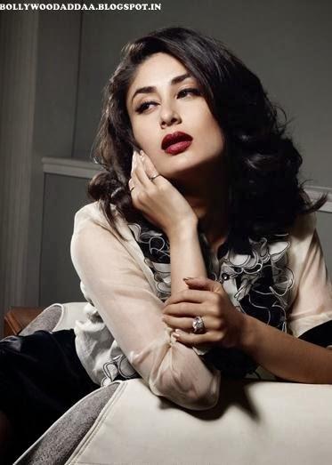 Kareena Kapoor's hot Nude GQ photoshoot Pic