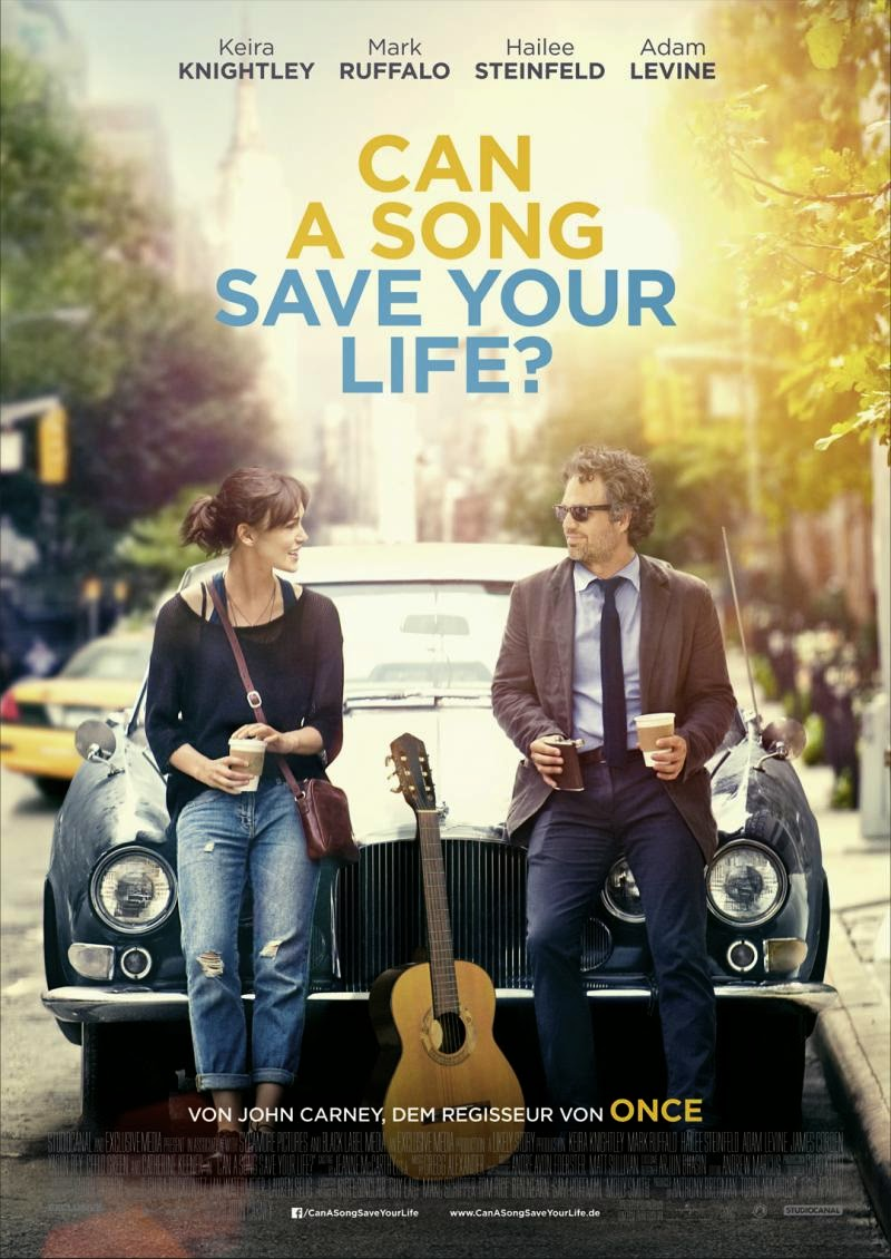 Filmplakat Can a Song save your Life