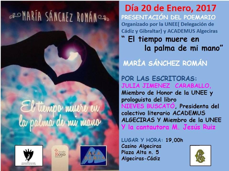 1º presentación en Algeciras