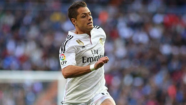 Chicharito el Heroe del Real Madrid