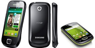 Samsung Galaxy Mini and T-Mobile Move Android phones