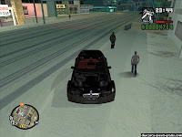 GTA San Andreas Snow Mod - screenshot 36