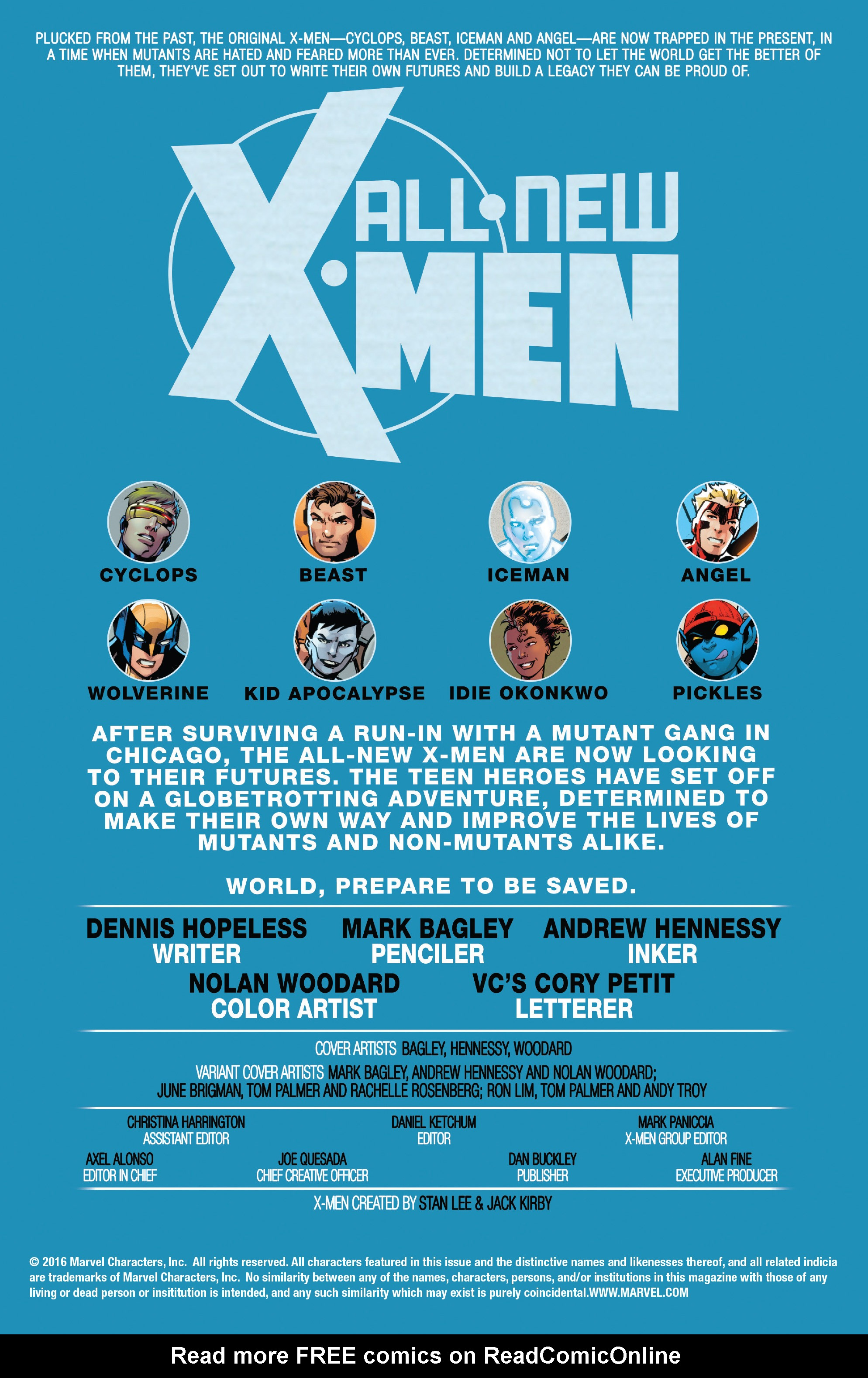 All-New X-Men (2016) Issue #4 #6 - English 2