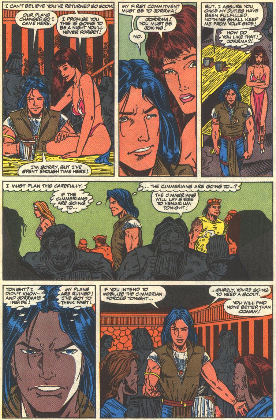 Conan the Barbarian (1970) Issue #235 #247 - English 10