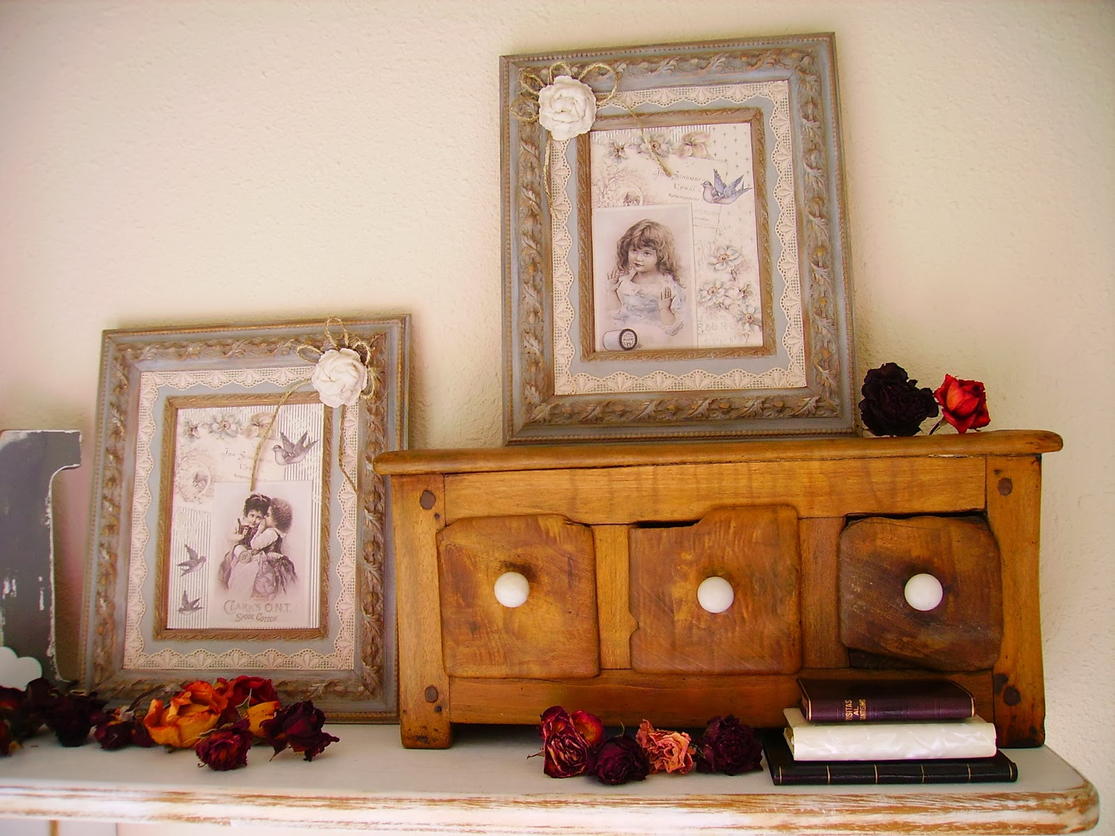 Retazos de madera cuadros vintage - Cuadros vintage madera ...