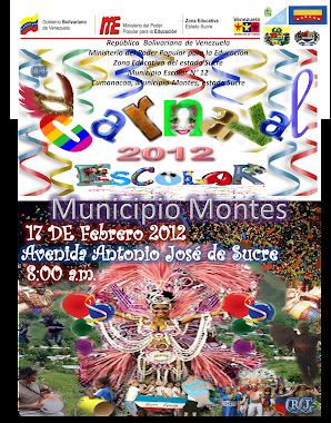 Carnaval Estudiantil 2012