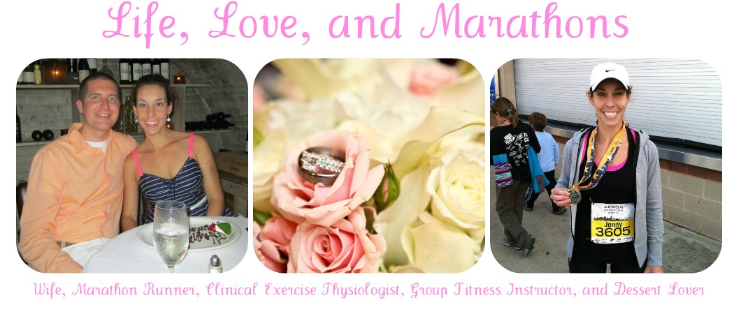 Life, Love, and Marathons