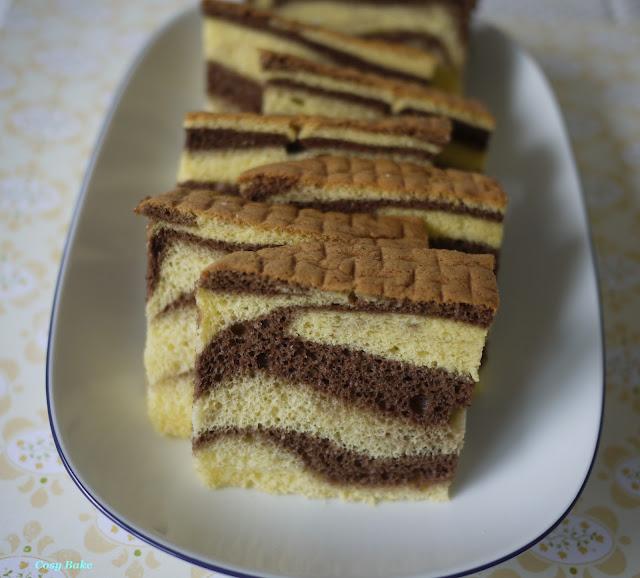 Matcha Ogura Cake Recipe