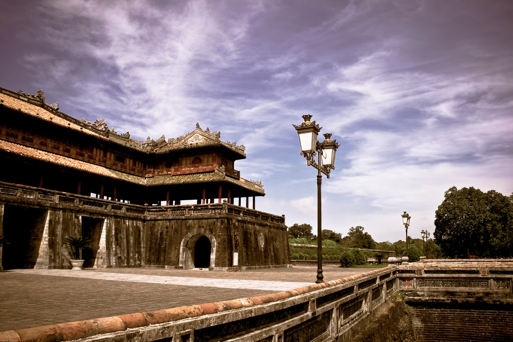Hue imperial city, beautiful places in Vietnam through eyes of foreigners, new beautiful places to see in Vietnam
