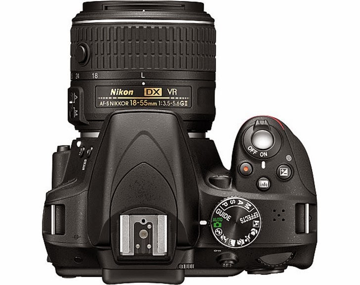 Harga & Spesifikasi Kamera DSLR Nikon D3300