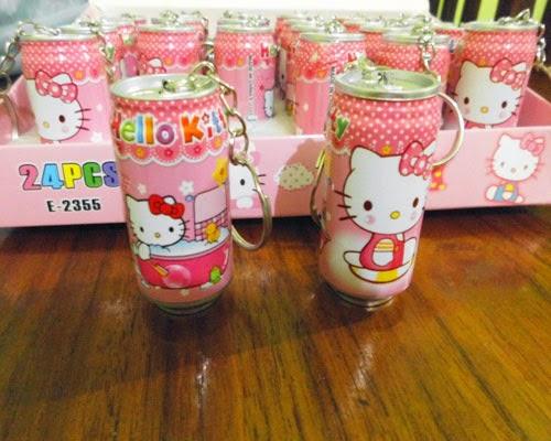 Pulpen Cola Tarik Hello Kitty