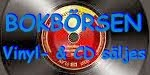 800 LP- & CD-skivor säljes
