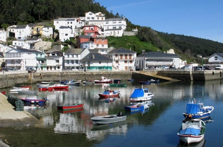 Lugares bellos pueblos bonitos pintorescos y con encanto - Hotel con encanto galicia ...