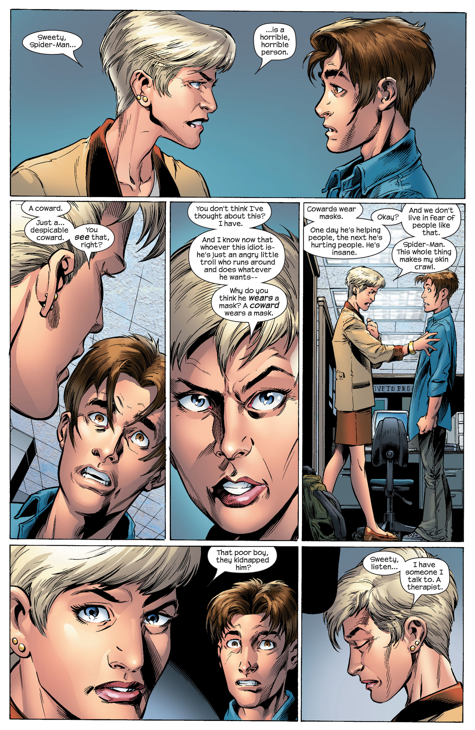 Ultimate Spider-Man (2000) Issue #88 #92 - English 10