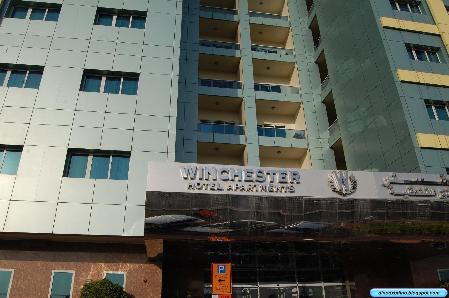 Winchester hotel apartments al kuwait street dubai for K porte inn hotel dubai