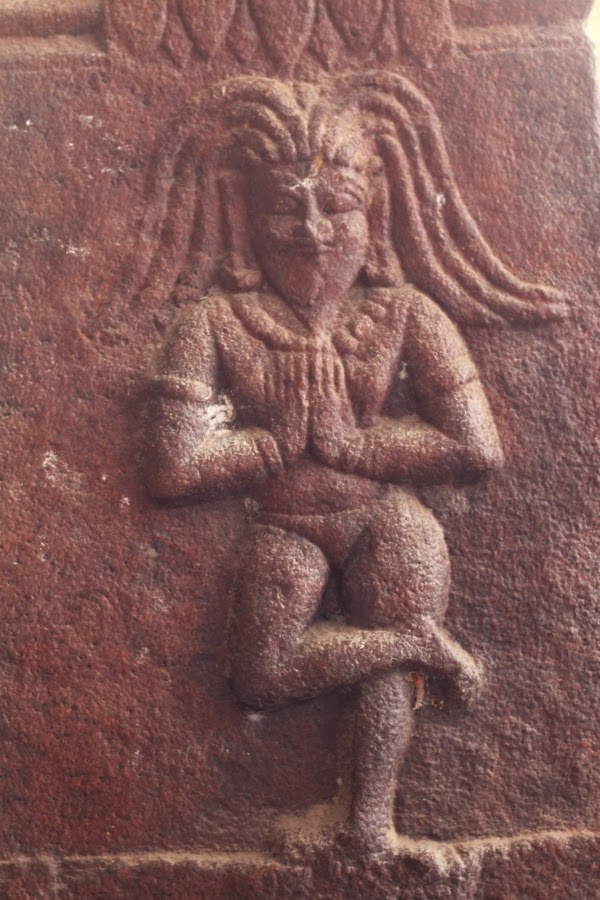 meditate, statue
